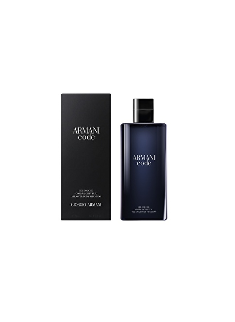 Giorgio Armani Code Homme Shower Gel 200 Ml Duş Jeli Renksiz